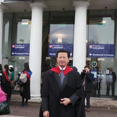 dad's grad